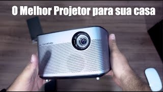 XGIMI H1 Projetor Android  - O melhor que já recebi!  home theater review harman kardon projector