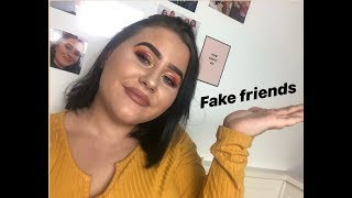 Story Time Fake Friends | lucyanne ♡