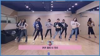 [mirrored & 50% slowed] TWICE - LIKEY Dance Video