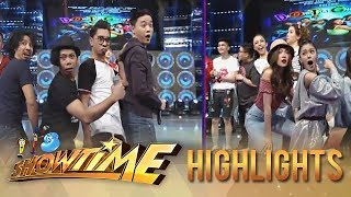 It's Showtime Copy-Cut: Da One That Ghost Away stars join Copy-Cut