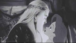 Thranduil x Ariel || Moondust.