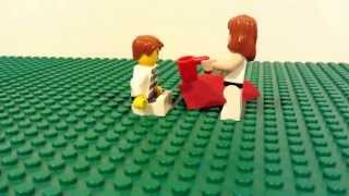 Love take me over: Lego style
