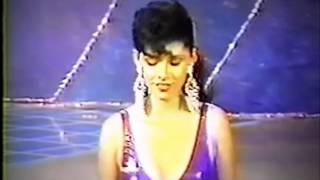 SEÑORITA CUNDINAMARCA 1988 DORIS ERCILIA RODRÍGUEZ PÉREZ