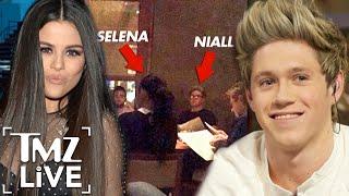 Selena Gomez & Niall Horan Out To Dinner | TMZ Live