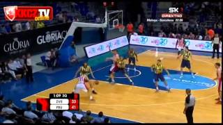 Marko Tejić i Luka Mitrović - trojke  | Gloria Cup, Istanbul
