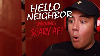 HELL NO, NEIGHBOR! | HELLO NEIGHBOR (NEW HORROR)