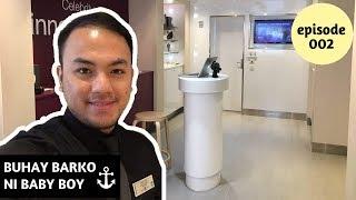 MY WORK, OFFICE AND ROOM TOUR | Buhay Barko ni Baby Boy Ep 2