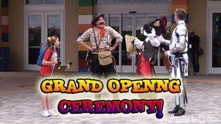 LEGOLAND HOTEL, California GRAND OPENING CEREMONY in 1080p HD!