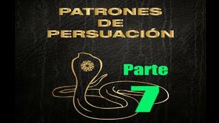 Audiolibro: 50 patrones de persuasión - Naxos. Parte 7