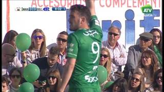 Liga de fútbol 2ª B | Atlético Mancha Real - Recreativo de Huelva