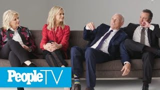 The Cast Of 'Murphy Brown' Remembers JFK Jr.'s Cameo | PeopleTV | Entertainment Weekly