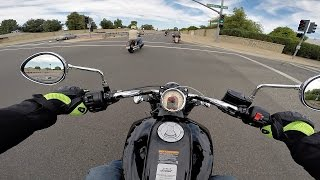 2016 Indian Scout - Test Ride Review