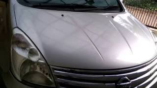 2013 Nissan Grand Livina 1.5 XV A/T Start Up & In Depth Review Indonesia