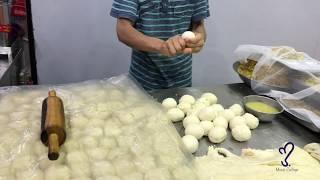 Aloo and keema Paratha | street food of karachi, pakistan  🇵🇰