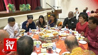 An evening to celebrate Wesak Day and Iftar Ramadhan