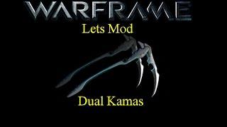 warframe dual zoren critical build new build in description
