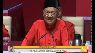 Implikasi di Sabah