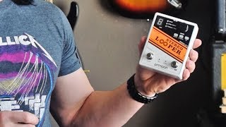 The Ultimate Budget Looper Pedal - Ammoon Stereo Looper - Demo / Review