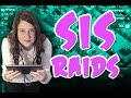 My SISTER Raids | Clash of Clans | Family Clash