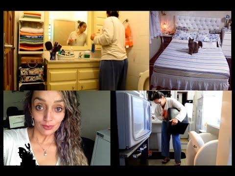 Vlog Um dia limpando a casa vem comigo