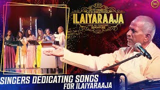Singers Dedicating A Male Song For Ilaiyaraaja Sir | Noise & Grains