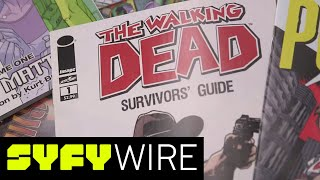 The History of Image Comics (So Much Damage) | Part 4: The Walking Dead | SYFY WIRE