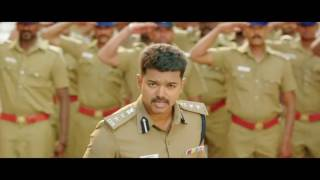 Jithu Jilladi Official Video Song   Theri   Vijay, Samantha, Amy Jackson   Atlee   G V Prakash Kumar