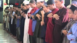 Sholat isya Terasa di madinah - Syaikh Muhammad An - Nuunan