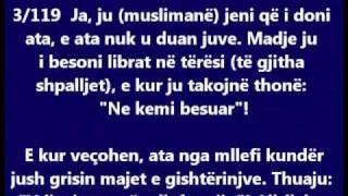 Sipas fes islame a mendohet me Kokë apo me Zemer ?