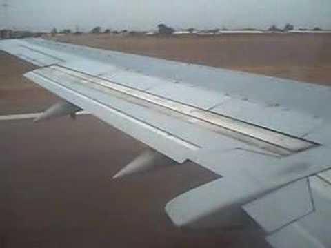 Royal Air Maroc Take Off Ouarzazate