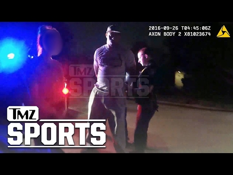 Greg Hardy s Cocaine Arrest Video He s a Cowboys Player Don t Stir Anything Up TMZ Sports