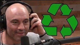Joe Rogan - How Effective is Recycling?