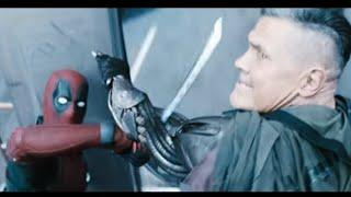 Deadpool vs Cable - Deadpool 2 (2018) Fight Scene