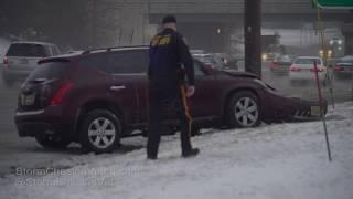 Franklin Lakes, NJ Winter Storm - 2/12/2019