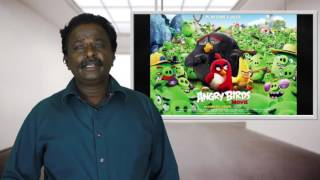 Angry Birds Movie Review - Tamil Talkies