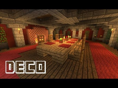 download minecraft creer une salle a manger on mp3hitsus - Chambre Moderne Minecraft