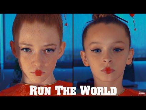 Run The World - Taylor Hatala   Larsen Thompson   Janelle Ginestra   Tim Milgram @beyonce #2NE1