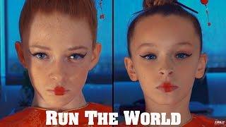 Run The World - Taylor Hatala | Larsen Thompson | Janelle Ginestra | Tim Milgram @beyonce #2NE1
