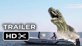 Poseidon Rex Official Trailer 1 (2014) - Sci-Fi Action Movie HD