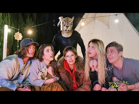 Best Campfire Story Ever Lele Pons & Hannah Stocking