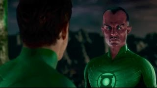 I'm only human | Green Lantern Extended cut