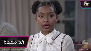 Zoey Questions Her Belief in God - black-ish