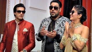Naira And Kartik Wedding - Badshah Performance In Yeh Rishta Kya Kehlata Hai 21st January 2017 NEWS