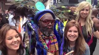 Notting Hill Carnival Dance