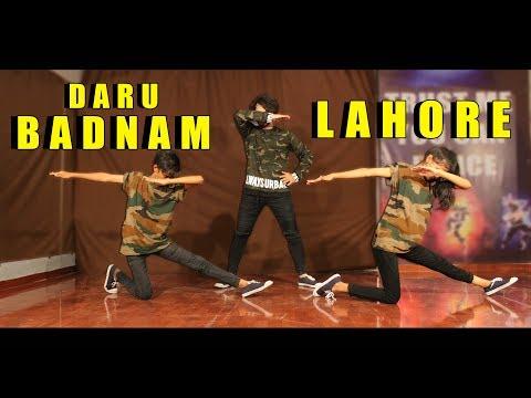 Xxx Mp4 Daru Badnam VS Lahore Dance Vicky Patel Choreography Easy Bollywood Hip Hop 3gp Sex