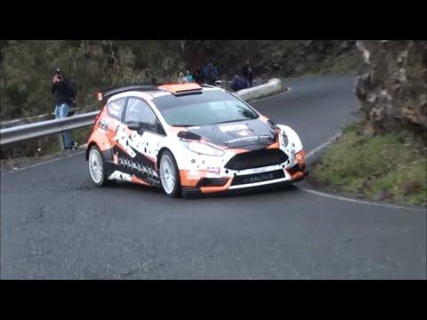 Rally Islas Canarias 2016 Final Actions & Show FIAERC CERA