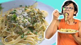 """Meghan Markle's """"Sexy Filthy Mush"""" Pasta - $2 MEALS"""