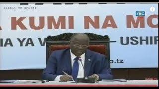 LIVE: Magufuli Akiongoza Mkutano wa 11 na Wafanyabiashara