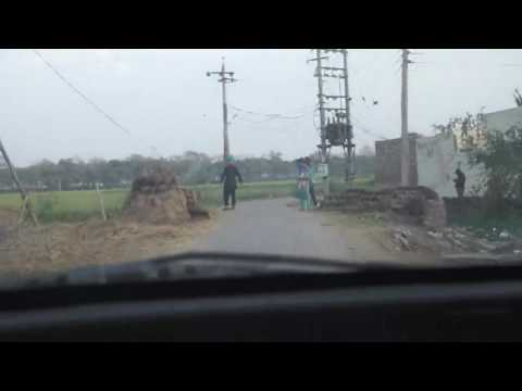How to Drive a Car in Indian Villages | Hindi