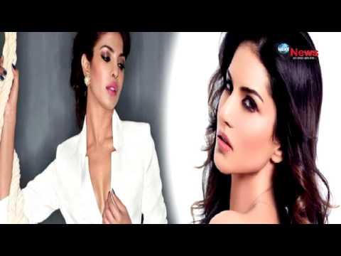 Xxx Mp4 सनी लियोनी के साथ फोटो लेने पर प्रियंका चोपड़ा की चुटकी Priyanka Chopra Embarrasses Sunny Leone 3gp Sex